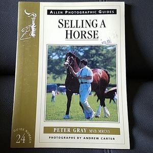 Selling a Horse Book